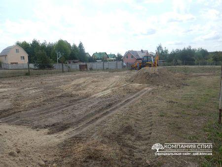 Ročna zemeljska postavitev cena kijevu
